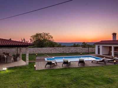 Photo for Holiday house Labin for 1 - 6 persons with 2 bedrooms - Holiday house