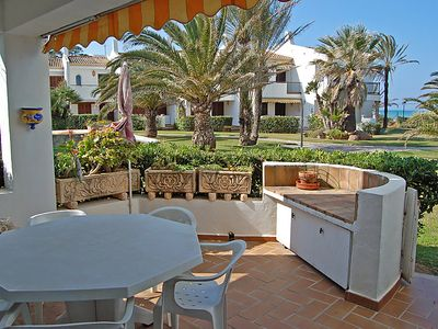 Photo for Vacation home Les Arenes in Dénia - 6 persons, 3 bedrooms