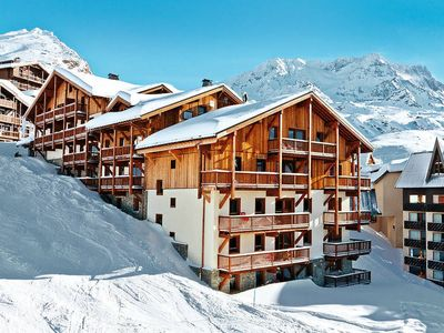 Photo for Apartment Résidence Plein Sud  in Val Thorens, Savoie - 4 persons, 2 bedrooms
