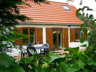 Photo for House 307 m from the center of De Haan with Parking, Terrace, Garden (33937)