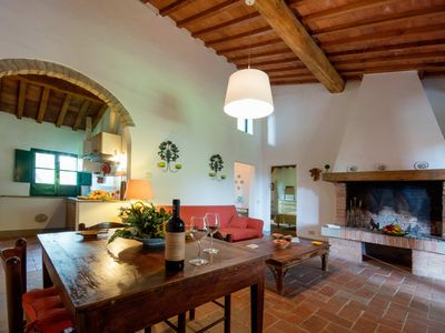 Photo for TUSCAN HILLS  - Tenuta di Ghizzano - Apartment Camino  4/5 pax