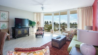 Photo for CRB0214 - Colorful Gulfside Condo w/ LG  - Condo