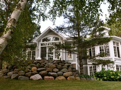 Photo for Award Winning Home On Nelson Lake ~ 400 Feet Of Private Lakeshore!