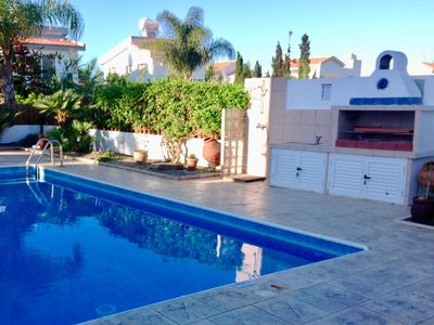 Photo for Villa Georgia - Beautiful 3 Bdr Villa, Ayia Thekla with Private Pool
