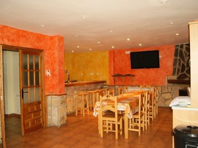 Photo for Self catering cottage Caserío de Cerezo for 12 people
