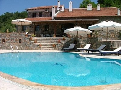 Photo for Villa with Private Pool and Stunning Rural Views