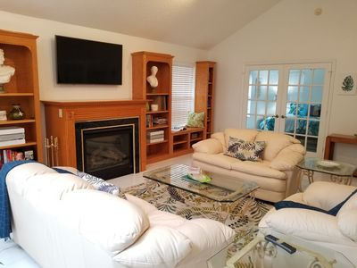 Photo for Mimosa Cottage, 2 bedroom, 2 bath, Close to beach/park/St. Augustine