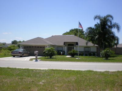 Photo for 2BR House Vacation Rental in Groveland, Florida