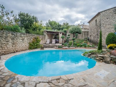 Photo for Vacation home La Rouguière  in Gordes, Luberon - 8 persons, 3 bedrooms
