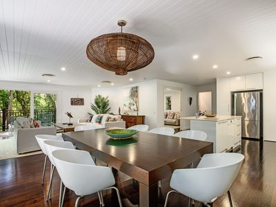 Photo for Dual-living amongst the rainforest, Little Cove