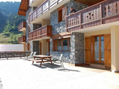 Photo for Beautiful south facing chalet