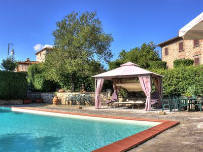 Photo for 5BR Country House / Chateau Vacation Rental in Poggio San Polo