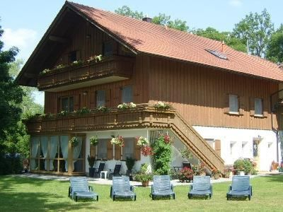 Photo for Apartment Bernbeuren for 2 - 5 people with 2 bedrooms - Detached holiday house