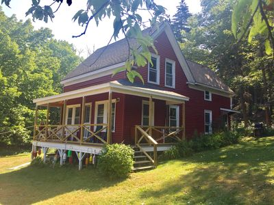 Photo for Three bedroom Island cottage, in the Casco bay, Portland ME