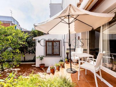 Photo for SITGES FLOREAL - 2 floors and patio in quiet street