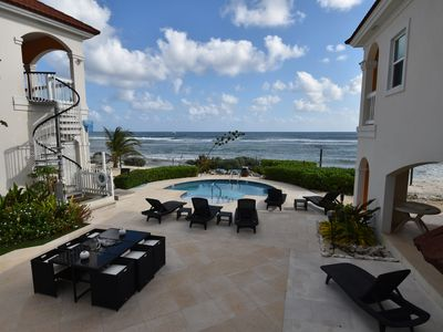 Luxurious Tranquility on a Private Beach In A Protected Marine Environment