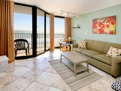 Photo for **Exceptional Oasis Condo-Come to the Beach!