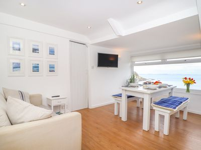 Photo for THE LOFT AT BEACH HOUSE, family friendly in Mevagissey, Ref 1003389