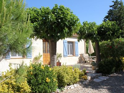 Photo for Delightful Private Gite With Pool In Picturesque South Of France