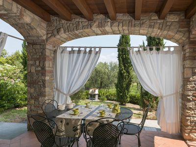 Photo for VACATION HOUSE IN ULIVETO GARDA LAKE