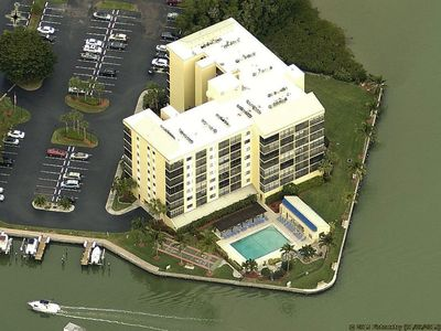 Photo for Beautiful  Condo: water view, 8 min. to Beach, shopping, restaurants