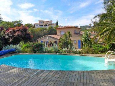 Photo for Vacation home Villa Les Eucalyptus  in Les Issambres, Cote d'Azur - 6 persons, 3 bedrooms