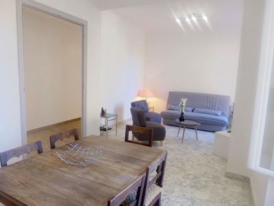 Photo for Apartment Le Gambetta  in Nice, Cote d'Azur - 6 persons, 2 bedrooms