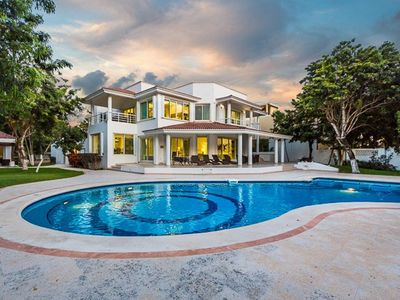 Photo for Oceanfront, Pool, Main Villa and Guest Bungalow