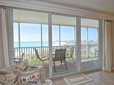 Photo for Newly Renovated Condo with expansive views of Sarasota and the Gulf of Mexico!