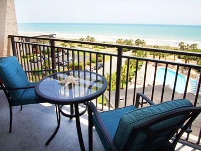 NEW LISTING:  Ocean Forest Plaza 607, Lovely 1 BR Ocean Front Condo with Indoor/Outdoor Pool and Indoor Hot Tub