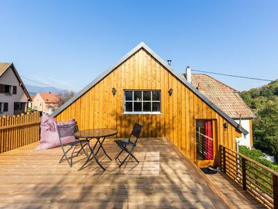Photo for Charming cottage in the heart of the Valley of Villé