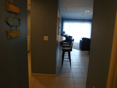 Photo for Beautiful, Lake Front Condo w/loft, featuring 3 king size beds