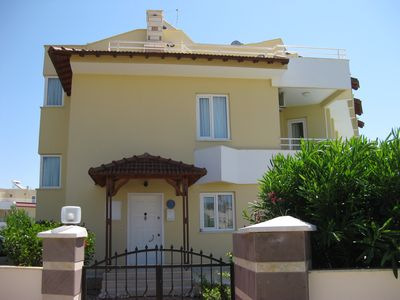 Photo for For rent: Beautiful 6 person holiday villa with private pool near Belek