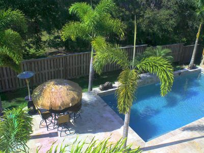 Photo for You Are Closer to Your Own Private Paradise on Beautiful Tampa Bay