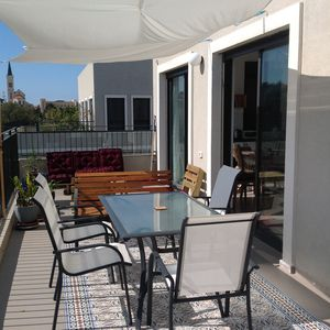 Photo for A ROOFTOP in YAFO TEL AVIV (2 bedrooms /2 baths)