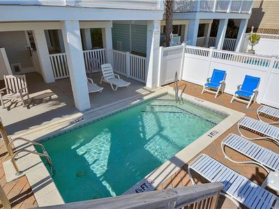 Photo for **FREE LINENS** Oceanfront, Private Pool, Elevator
