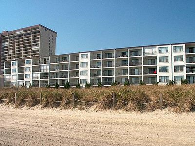 Oceanwalk East 411-Oceanfront 118th St, Elev, W/D, AC