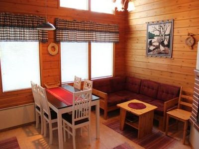 Photo for Vacation home Jaakonkolo a in Kuusamo - 7 persons, 1 bedrooms