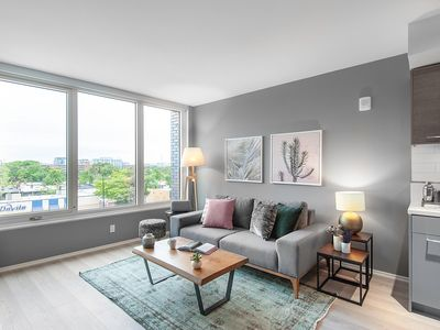 Photo for 1BR, Navy Yard, washer/dryer in unit, close to Navy Yard-Ballpark Station, by Blueground