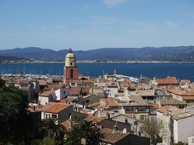 Your apartment in the heart of Saint Tropez