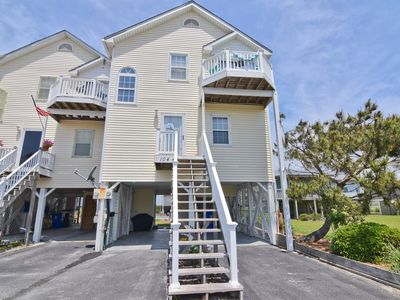 Photo for Sam's Castle - ON SALE!! - Ocean View w/ Pool Access! Pets Welcome!