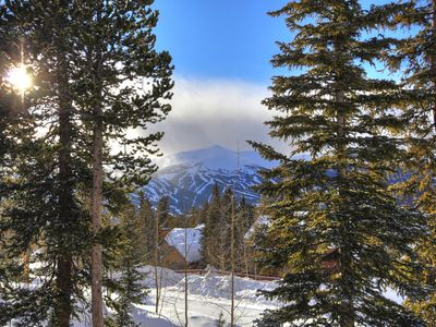 Photo for Grand w/Magnificent Views-Private Seasonal Shuttle-Hot Tub-Peaceful