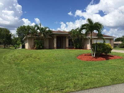 Photo for Villa Cape Coral Paradise, Vacation Home 4/2 Pool Jacuzzi Cape Coral Florida