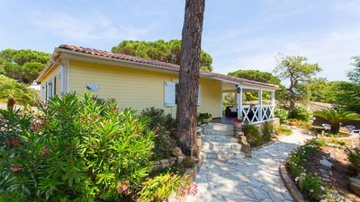 Photo for Holiday home in the bay of Saint Tropez