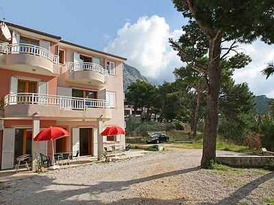 Photo for One bedroom Apartment, sleeps 4 in Makarska with Air Con and WiFi