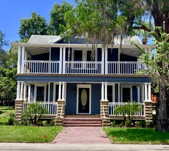 Photo for Centrally located / Beautifully Restored Historic Home /Parking /Available 10/13