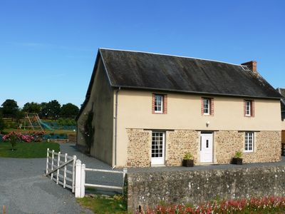 Photo for NEW - Gîte de l'Etot Fossey *** 15 min from the sea-marsh of Cotentin-free wifi