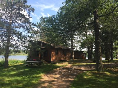 Photo for Cozy Pine Cabin  on Lake