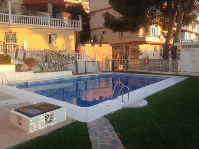 Photo for Holiday apartment Torremolinos for 4 persons with 2 bedrooms - Holiday apartment