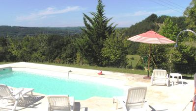 Photo for At the heart of Perigord Noir stone house near Sarlat, quiet and relaxing